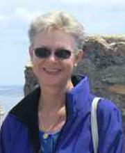 Author Kristine Ellingson