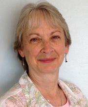 Author Ellen Selover
